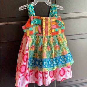 Matilda Jane Platinum Collection Apron Dress